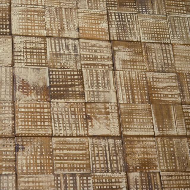 decorative wood panels box tracciata bianco transitional wall panels - Decorative Wood Panels