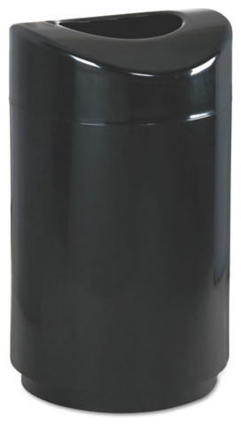 Shop Houzz Rubbermaid Commercial Steel Dome Drum Top 20