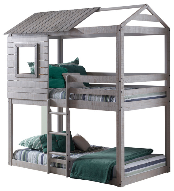 Campbell&x27;s Clubhouse Bunk Bed.