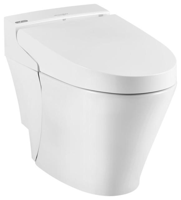 Cool American Standard 297Aa204 Advanced Clean 0 92 Or 1 32 Gpf Dual Flush One Piece Machost Co Dining Chair Design Ideas Machostcouk