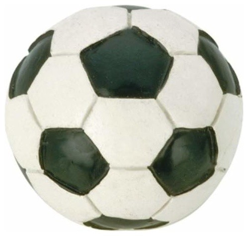 Richelieu Sports Eclectic Polyester Baseball Knob - Southwestern - Cabinet And Drawer Knobs - by ...