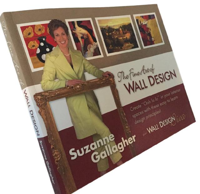 """The Fine Art of Wall Design"" Book"