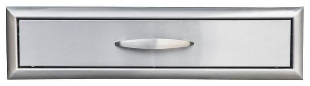 Flat Storage Drawer.