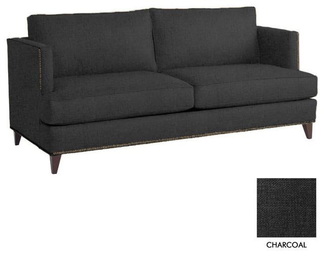 Osborne Apartment Size Sofa Transitional Loveseats By Apt2b