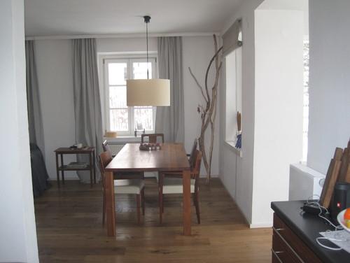 Wohnzimmer + Erker Umgestalten