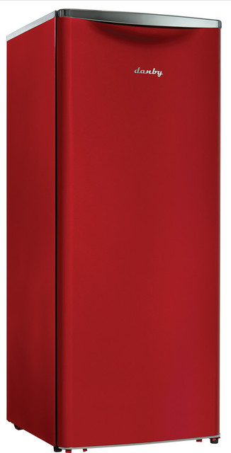 Danby - Danby 11 cu.ft. Apartment Size Refrigerator, Red & Reviews ...