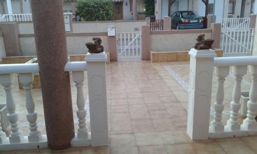 Decorar jardín y fachada