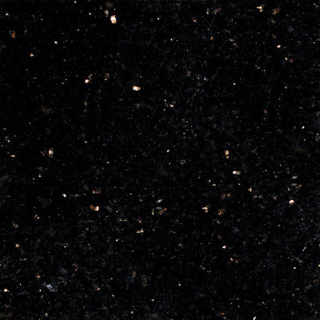 12x12 Black Galaxy Granite Polished Wall And Floor Tile By