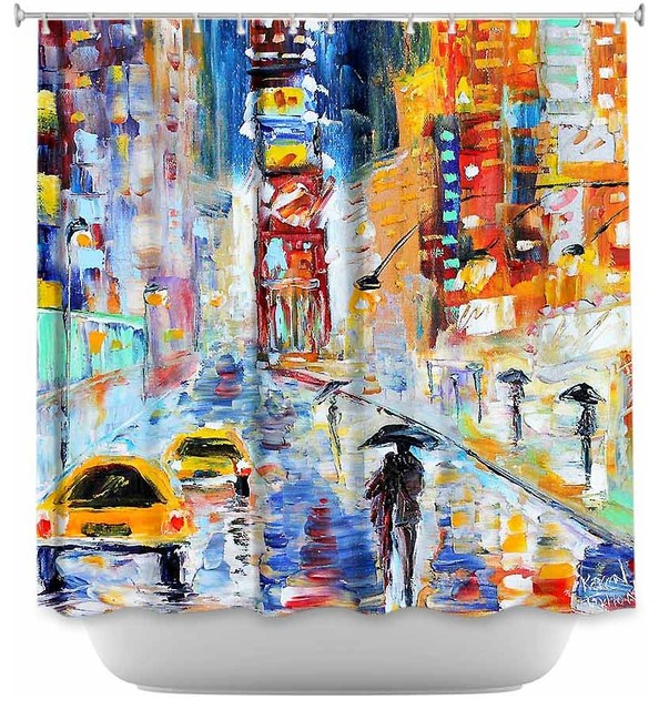 Bathroom Accessories New York City new york shower curtains - mobroi