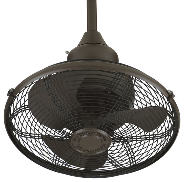 Extraordinaire Indoor Ceiling Fan - Industrial - Ceiling Fans - by ...