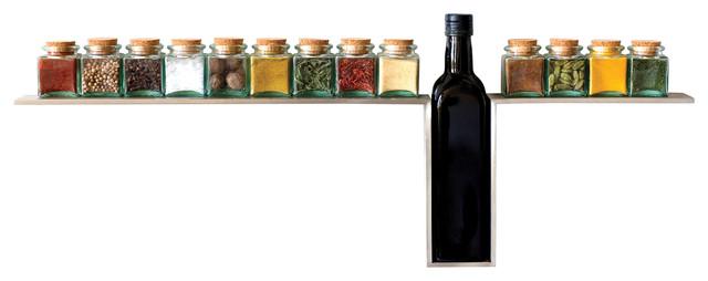 Spice Jars & Spice Racks