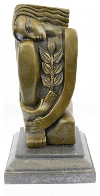 Salvador Dali Abstract Woman Contemporary Sculptures