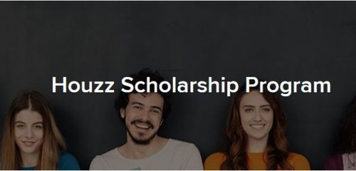 Win 4000 in Houzz scholarships for architecture design students