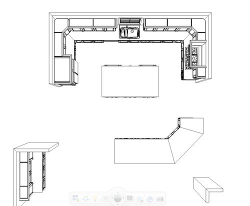 Dream Kitchen Layout Help