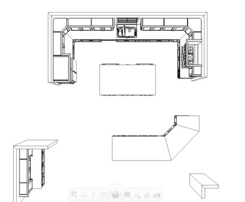 Dream kitchen layout help