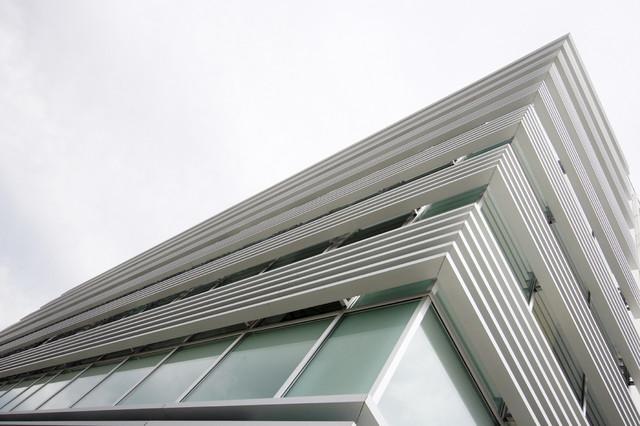Esempio di grandi case e interni design