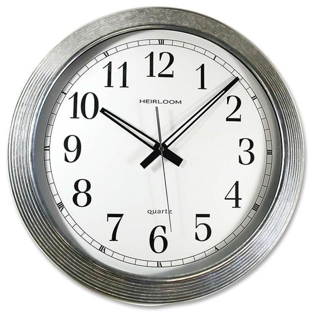 Artistic 401ZWA Timekeeper 16 Wall Clock Analog  : contemporary wall clocks from www.houzz.com size 634 x 640 jpeg 94kB