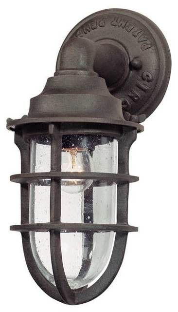 Troy Lighting Wilmington, Nautical Rust.