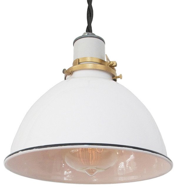MPDESIGNSHOP - Columbus L& Black and White Cord - Pendant Lighting  sc 1 st  Houzz & Plug-In Pendant Lights | Houzz azcodes.com