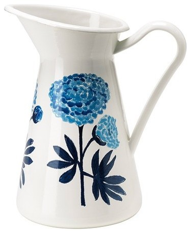 eclectic vases by IKEA