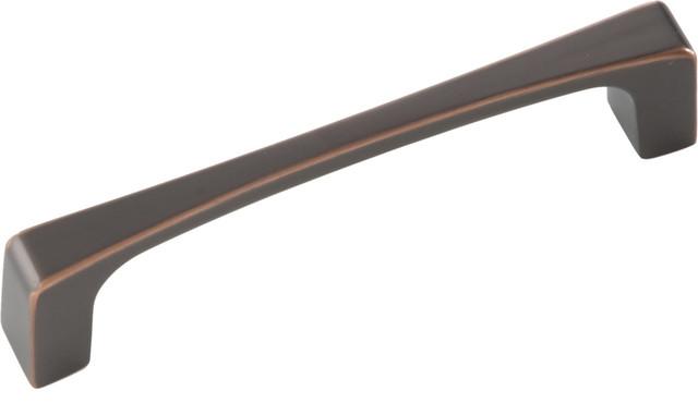 Superbe Rotterdam Cabinet Pull, Oil Rubbed Bronze