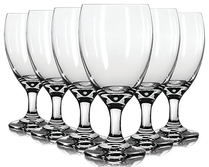 Libbey Colored Iced Tea Glasses 16 Oz, Libbey Gibraltar Iced Tea Glasses Set Of 12
