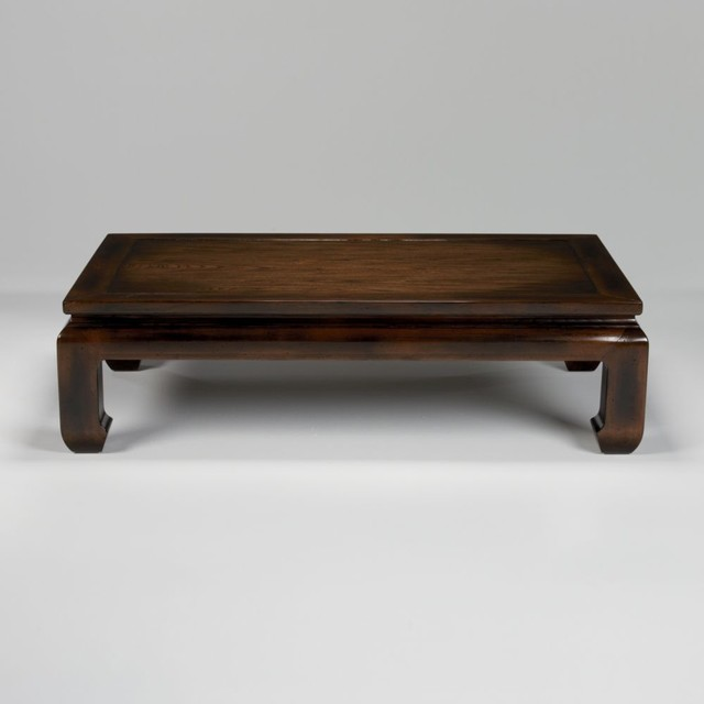 Traditional Coffee Tables Ethan Allen: Collector's Classics Rectangular Dynasty Coffee Table