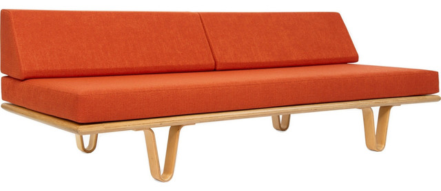 Modernica Case Study Bentwood Daybed Clic Persimmon