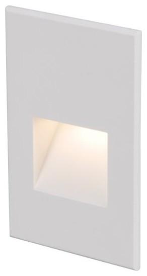 Led 12v Led Me Vertical Step And Wall Light, White.