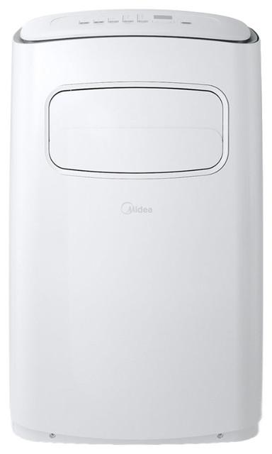 Easycool 8,000 Btu Portable Air Conditioner With Followme Remote, White/silver.