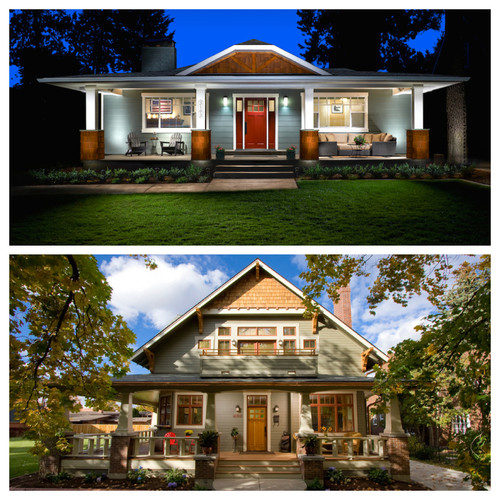 Poll Do You Prefer One Or Two Story Houses