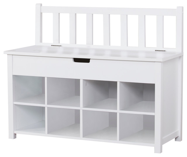 Surprising Leslie Shoe Storage Bench White Gmtry Best Dining Table And Chair Ideas Images Gmtryco