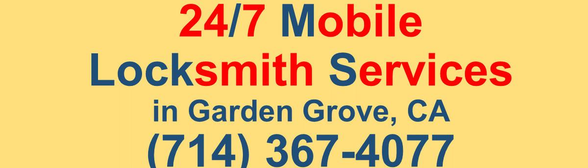 Locksmith Garden Grove   Garden Grove, CA, US 92843