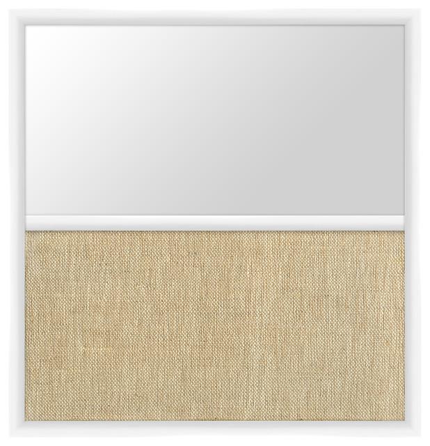 Memo Board, White
