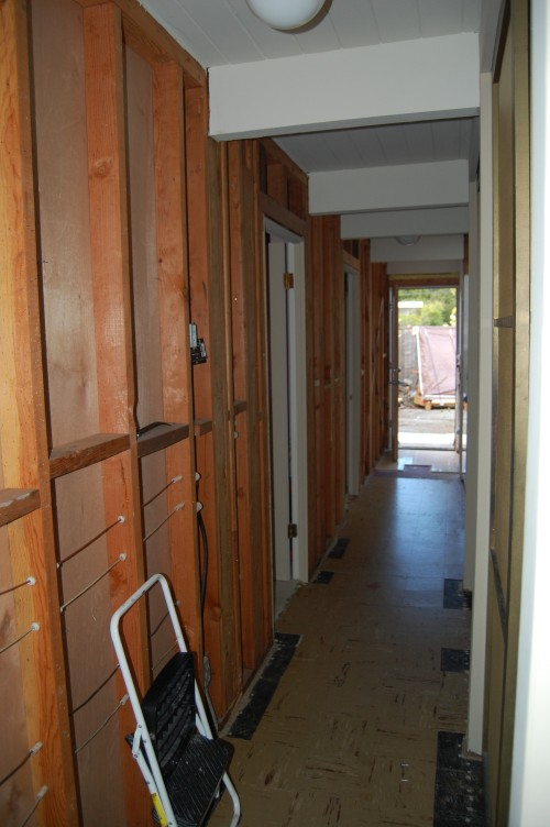 we live in a 1955 eichler we are renovating it room by room the