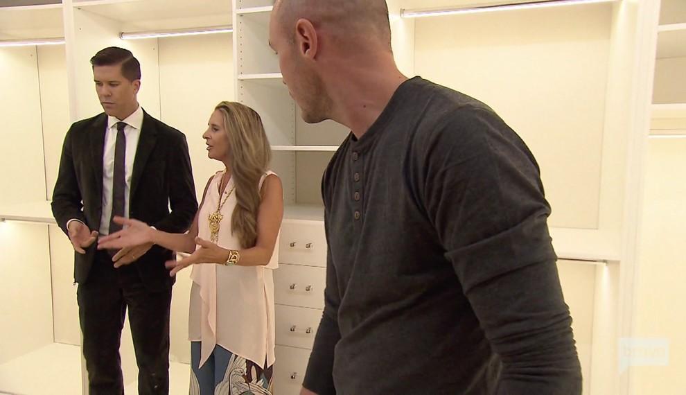 Bethenny and Fredrik Bravo TV