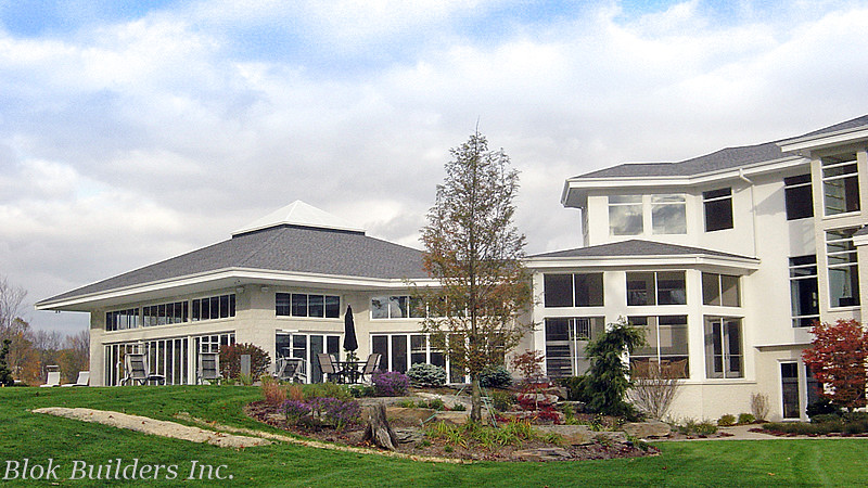Contemporary in the Country