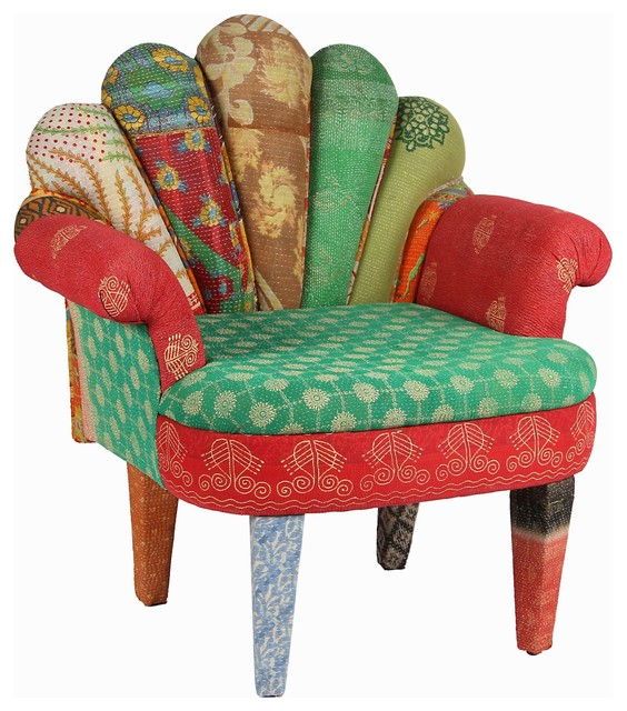 Peacock Chair Armchairs And Accent Chairs by KARMA LIVING
