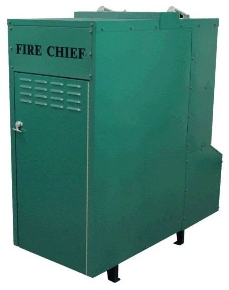 Fire Chief Model 1900 Outdoor Furnace, Made In The Usa