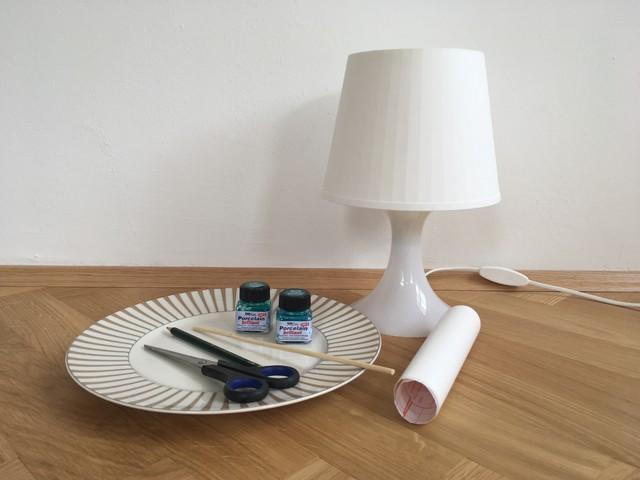 Diy 4 Hacks Fur Die Ikea Leuchte Lampan