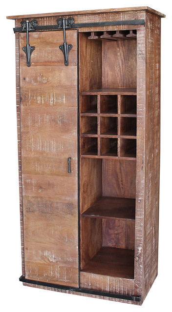 Admirable Salvaged Tall Bar Cabinet Home Interior And Landscaping Transignezvosmurscom
