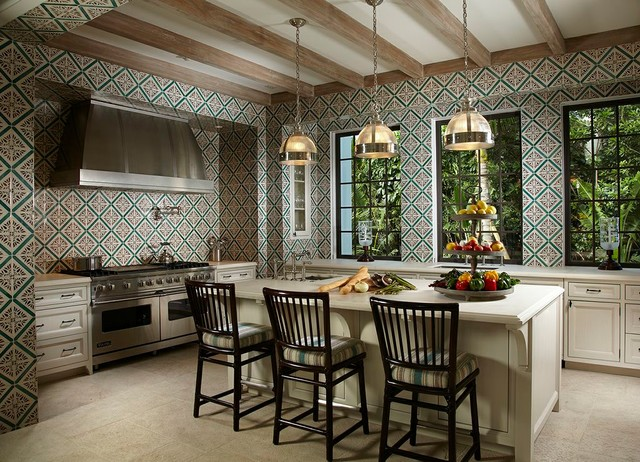Home design - mediterranean home design idea in Other