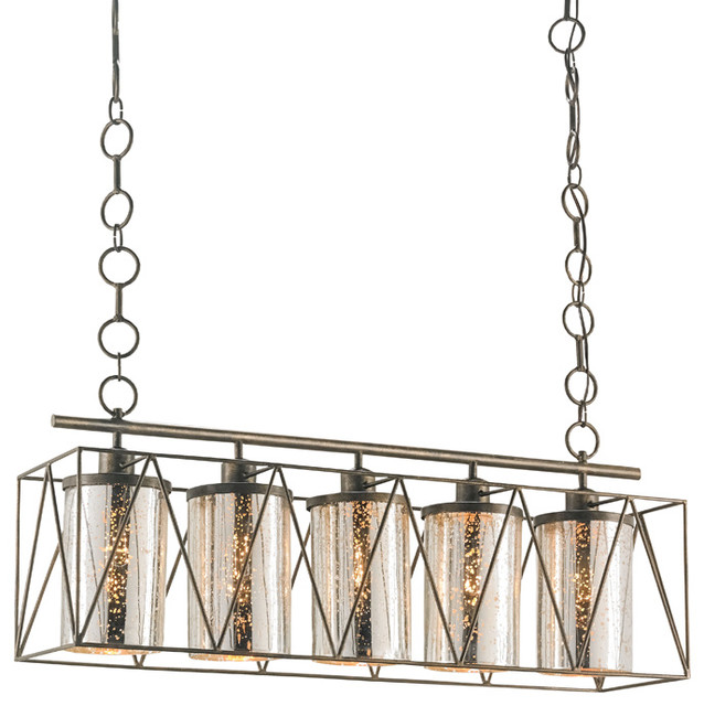 Currey and Company Marmande Rectangular Chandelier industrial-chandeliers  sc 1 st  Houzz & Currey and Company Marmande Rectangular Chandelier - Industrial ... azcodes.com