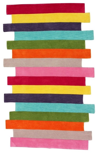 Kids Cine Area Rug Contemporary Kids Rugs By Rugpal