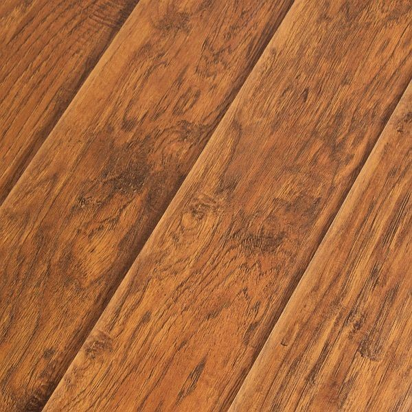 Feather Lodge Fetherstep Road House Hickory 123 Mm Laminate