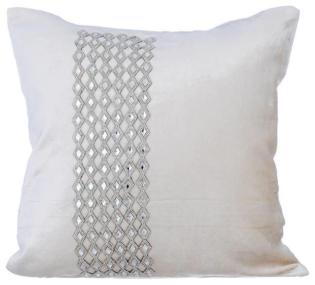 Orange  Pillow cover Select size Handmade Diva Pillow cover