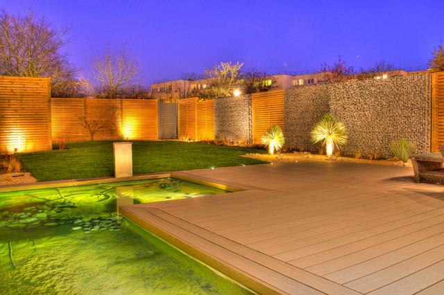 Comment decorer cloture jardin recup paris 32 - Jardin moderne minecraft colombes ...