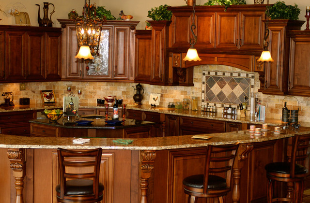 Bristol Coffee Kitchen Cabinets Home Design Photos - Modern ...