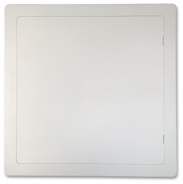 "Plastic Wall or Ceiling Access Door, 12""x12"""