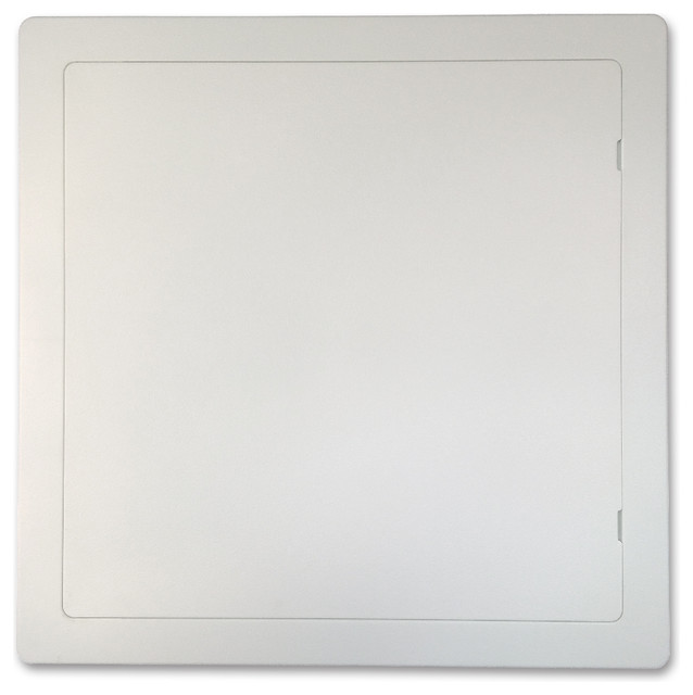 "Plastic Wall or Ceiling Access Door, 12""x12"""